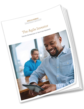 agile investor cover photo wells fargo investment institute