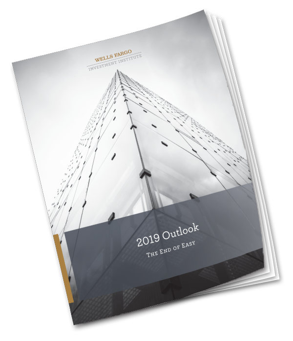 Image of cover of 2019 Outlook report